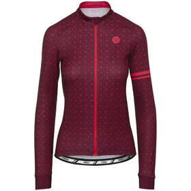 AGU Velo Longsleeve Shirt Women windsor wine